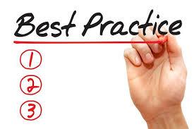 When adopting best practices isn't your best practice